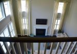 View of Your Two-Story Family Room From Your Loft Up Above