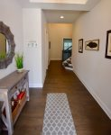 Enter Your Beach Home and You`ll See this Inviting Foyer