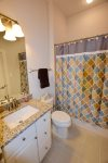 Full Bathroom 2 on Top Floor