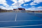 Tennis Courts at Coastal Club