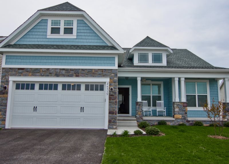 5 Bedroom Brand New Bethany Beach House Millville By The Se Resort 5br 3 Ba Sleeps 10 26315 Waw