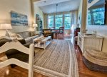 Master Bedroom Suite on Main Floor w King Bed & Premium Mattress