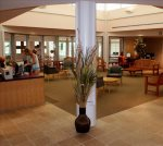 The Lobby of the Bear Trap Dunes Pavilion - The Lobby Leads To many of the Resort Amenitieis