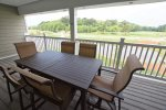 Screened in Porch w Panoramic Views of the Golf Course - No Bugs