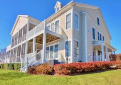 BETHANY BEACH * Bear Trap Dunes * 3 BR * 1ST FLOOR * PET FRIENDLY (1 Small Dog( * WATERFRONT * RESORT CONDO WITH LOVELY VIEWS * 3BR * Sleeps 9