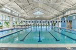 The New Aquatic and Fitness Center is Open Year Round and Features Pool w Lap Lanes, Hot Tub, Fitness Gym and Locker Rooms