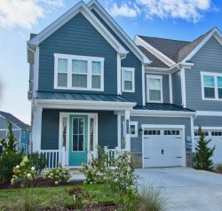 New Bayside Resort 4 BR Sea Dock Townhouse near Fenwick Island w 2.5 BA, Sleeps 12 (10 Adults)