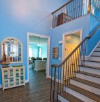 Foyer Entry to your Coastal Club resort beach home