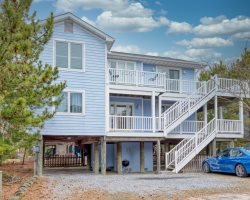 BEACH BLOCK OCEANSIDE: Luxury House in SOUTH BEtHANY BEACH Just 4 houses away from the Ocean!