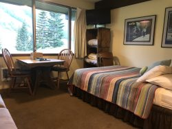 Unit 2 - Studio Floor Plan