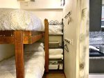 Bunk Bed sleeping area