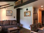 Unit 1015 - One Bedroom w/ Loft Floor Plan