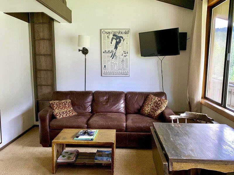 Unit 1003 One Bedroom W Loft Floor Plan