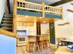 Unit 141 - Two Bedrooms w/ Loft Floor Plan