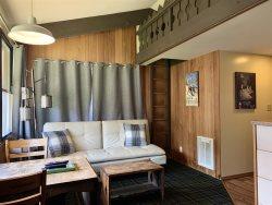 Unit 133 - One Bedroom w/ Loft Floorplan