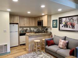 Unit 126 - Studio w/  Loft Floor Plan