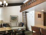 Unit 104 - One Bedroom w/Loft Floor Plan