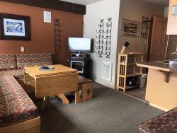 Unit 115 - One Bedroom Floor Plan