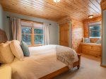 Mud room with ample Gear storage space