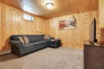 Hot tub available during winter months