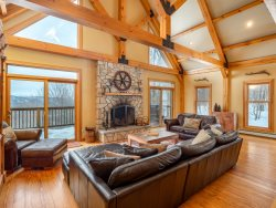 Powder Ridge Mountain Retreat