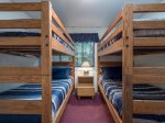 Bedroom with 2 Bunk Beds