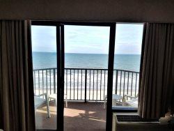 Oceanfront suite at Ocean Park - Sleeps 10!