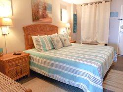 Oceanfront king suite at Landmark! Unit 1242
