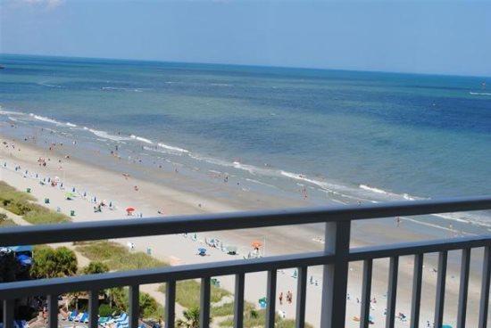 Myrtle Beach Ocean View Condo