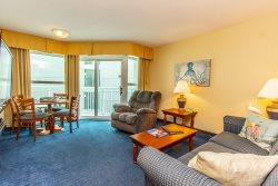 Partial Ocean View One Bedroom Condo~Carolinian 335