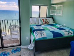 Ocean front condo!- The Palace 1404