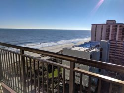 Newly Renovated Ocean View One Bedroom Suite at the Caravelle Resort! Unit 1401