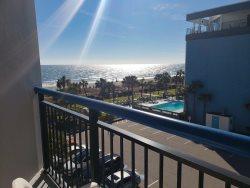 Side Ocean View King Studio at The Boardwalk Resort 440!