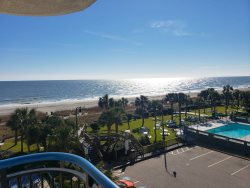 Oceanfront One Bedroom 2 Bath Suite! Boardwalk 439