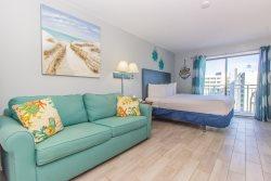 Sea Mist Resort King Suite Unit 51204 - Beautiful Ocean Views!