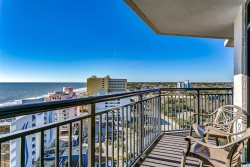 Angle Oceanfront 3 Bedroom 2 Bath Condo~Ocean Reef 1421