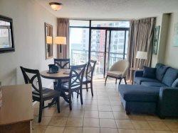 Ocean View One Bedroom Suite at The Landmark Resort~Unit 650