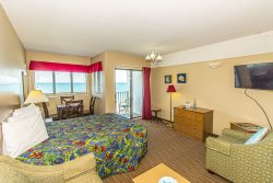 Angle Oceanfront Studio~Palace 401