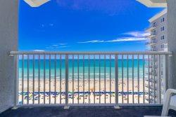 Beautiful Oceanfront One Bedroom Condo at Sea Watch Resort~Unit 1114