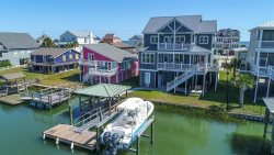 Luxury Beach House in Murrells Inlet~Channel Marker