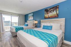 Ocean View Suite Sleeps 4~New Floors & Appliances~Sea Mist 51203