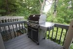 Master BR private Covered deck furniture