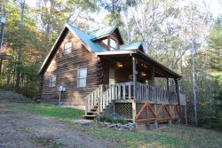 Rocky Ridge Mountain Bike Cabin Retreat