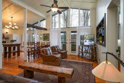 Barn Cabin at Deerwoode Reserve