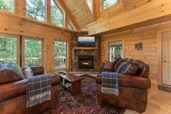 Hideaway Cabin in Cedar Mountain