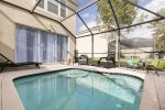 Vacation in your townhome with a private splash pool