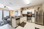 Newly Refurbished Kitchen fully equipped Granite tops