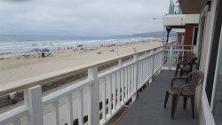 Ocean Front Mission Beach Rental: Surfside Landing III