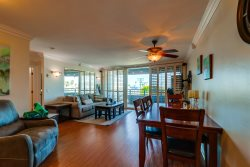 Mission Beach 2BR/2BA Condo: Mission Beach Tower #1