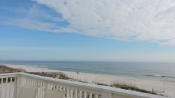 Gulf Shores Beach Front House with Private Beach, Luxurious